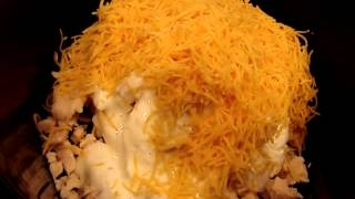 How To Make Buffalo Chicken Dip Great Holiday Party Appetizer Easy Recipe!