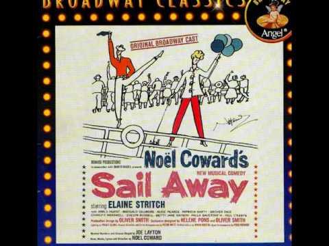 """Sail Away -10 """"Something Very Strange"""""""