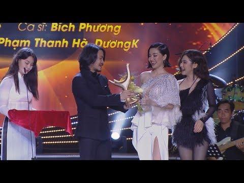 Giải trí 24h: Giải thưởng âm nhạc Cống hiến 2019 gọi tên các nghệ sĩ trẻ