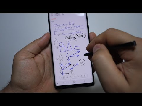 Review Samsung Notes - The Best Free App For Notes, Sketch, Memo - Full Of Features
