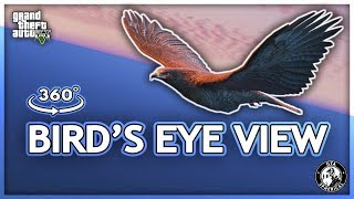 360° Bird's Eye View - A GTA VR Experience thumbnail