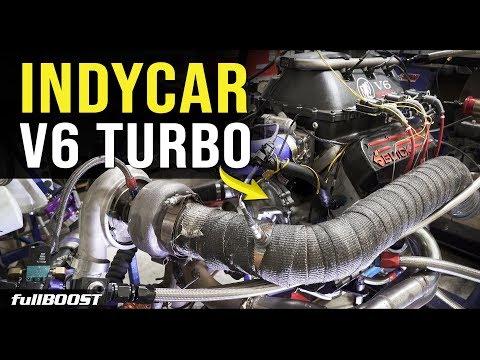 Resurrecting An Indycar V6 Turbo Buick Stage II Engine | FullBOOST