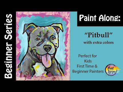 EASY - How to -Add extra colors/flare to your pitbull