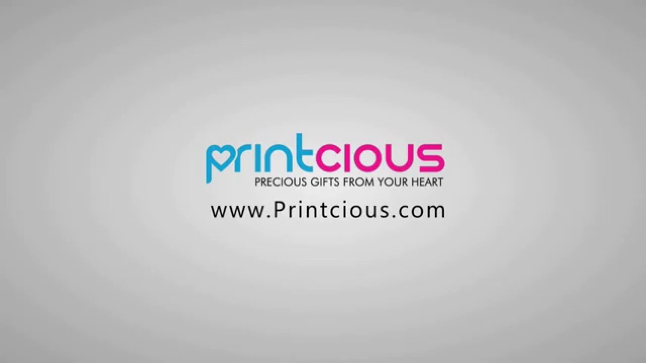 How To For Your Customised Gifts With Printcious Com