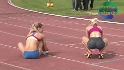 Russian athletics championships | Highlights | ᴴᴰ