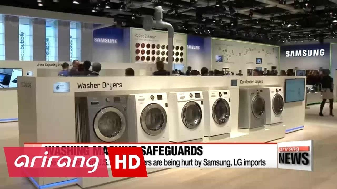Itc Finds U S Washing Machine Makers Hurt By Samsung Lg Imports