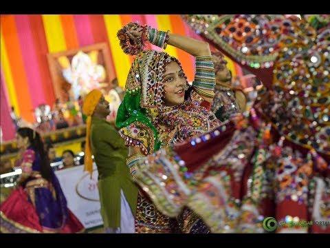 Live Gandhinagar Cultural Forum Navli Navratri 2017: Day 2 Prahar Vora