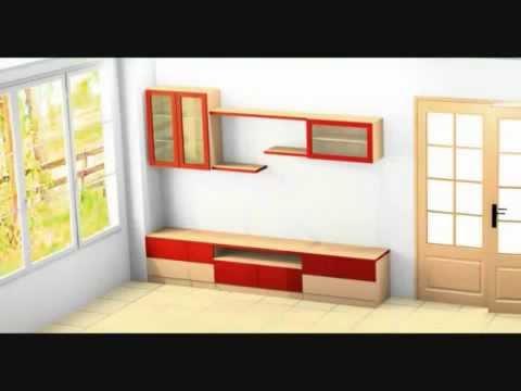 Hacer un mueble de salon youtube - Como hacer un mueble de salon ...