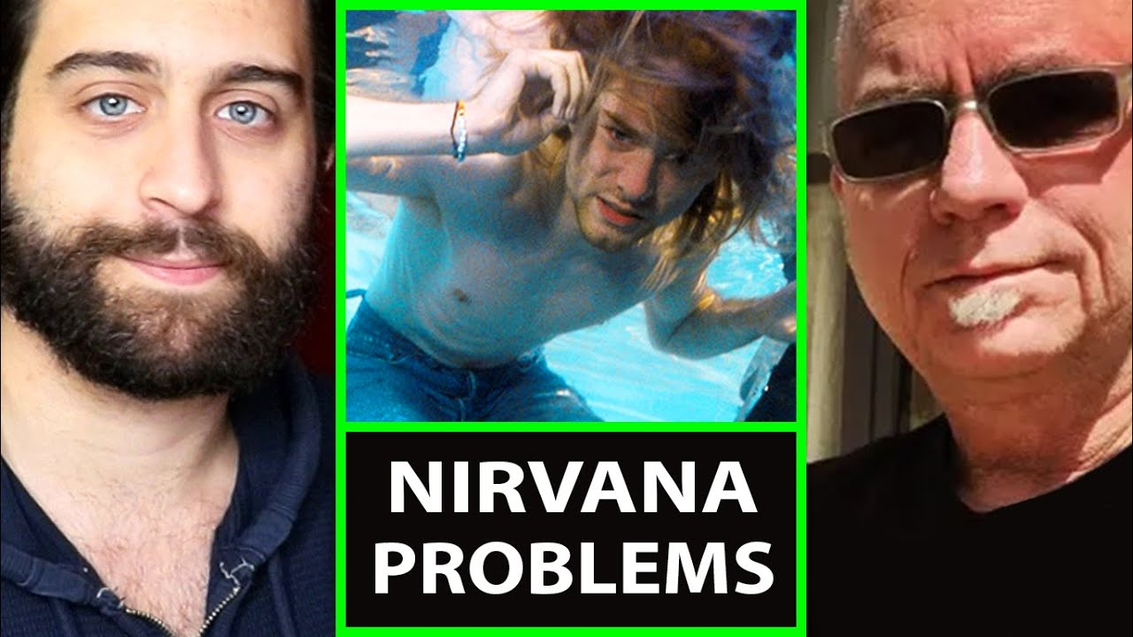 Nirvana's Nevermind Problem: Nevermind Photographer Kirk Weddle Discusses