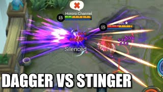 GOSSEN VS HELCURT THE FIGHT OF DAGGER AND STINGER thumbnail