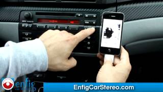 AUX iPod BMW E46 3 Series 1999-2006 GW1LBM1
