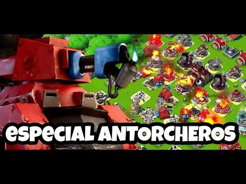 Especial De ANTORCHEROS !! [Boom Beach GAMEPLAY ][Alfredo Gallardo]