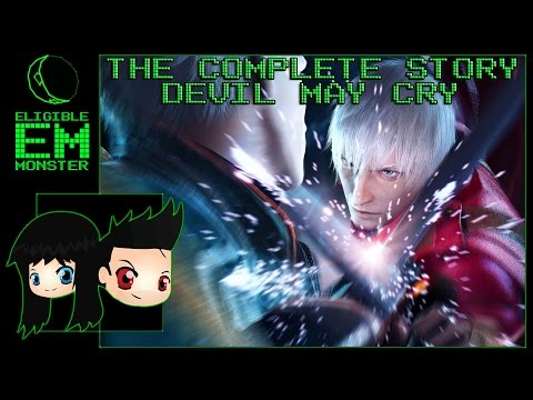 Complete Story - Devil May Cry #3 - A Confusing 4th Game! thumbnail