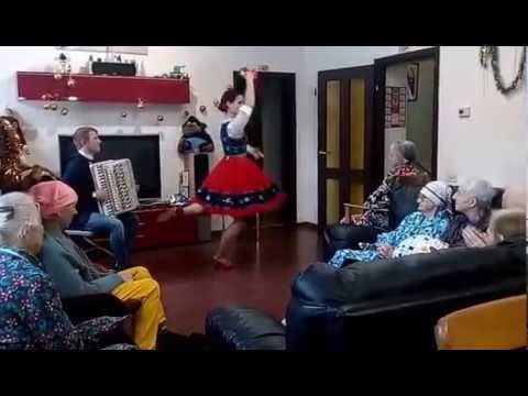 Организованный досуг пансионата для престарелых Добро 6