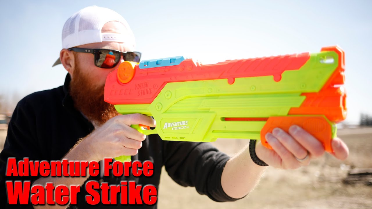 Adventure Force Water Strike Full Review