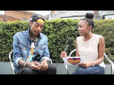 """Getting To Know: Wiz Khalifa """"Lola Monroe is iller than any female artist!"""" - Interview 