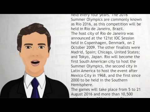 2016   Rio de Janeiro, Brazil - Wiki Videos