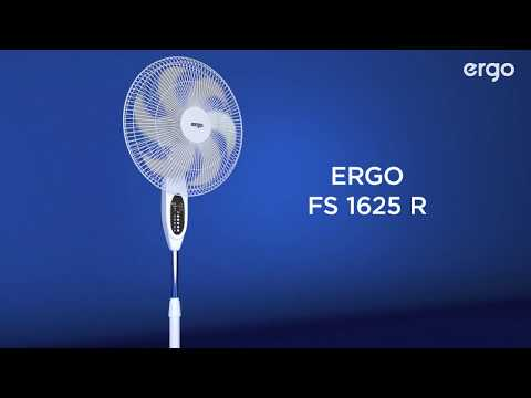 Вентилятор ERGO FS 1625 R