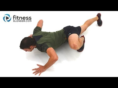 Brutal Anaerobic Threshold HIIT Fat Burning HIIT Cardio
