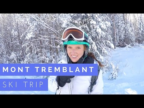 Visiting Mont Tremblant Ski Village, Quebec :: GoPro