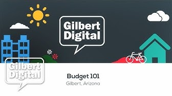Budget 101: Gilbert, Arizona