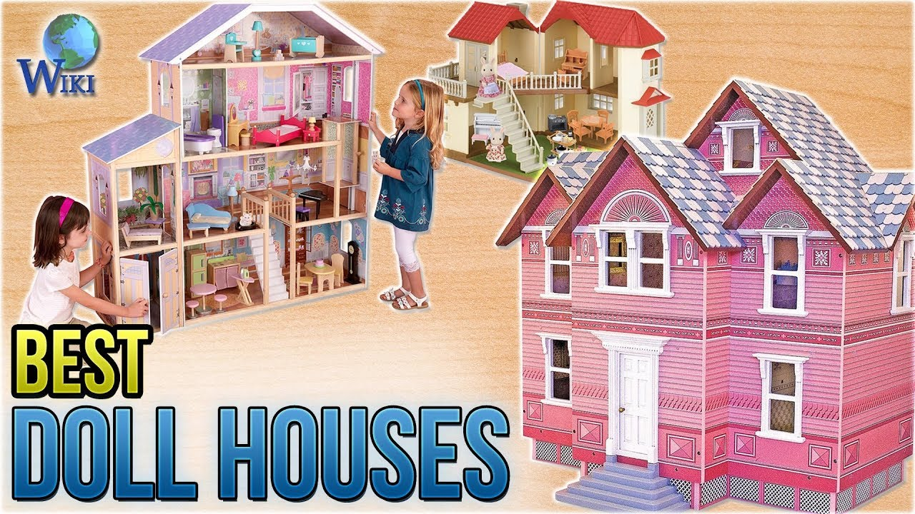 10 Best Doll Houses 2018 Youtube