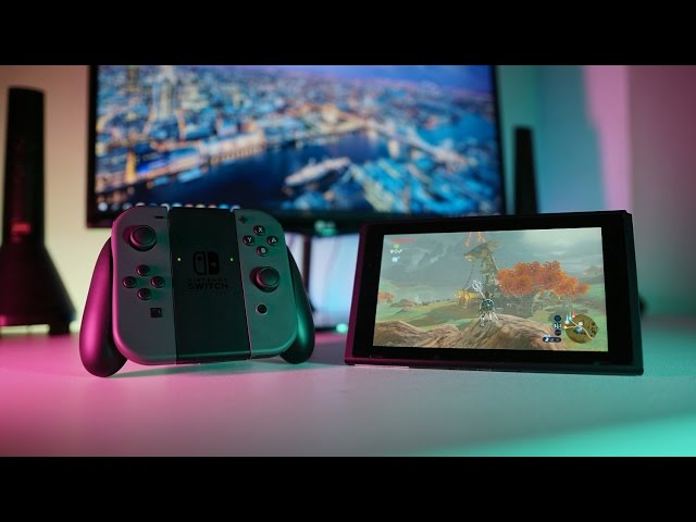 Nintendo Switch Review Indonesia - NAGIH!