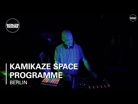 Kamikaze Space Programme Boiler Room Berlin Live Set
