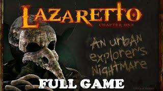 Lazaretto : Episode 1 Full Game & ENDING Walkthrough Gameplay