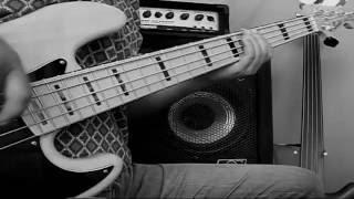 Arabic Bass Cover (Assala - Khanat El-Zekrayat)