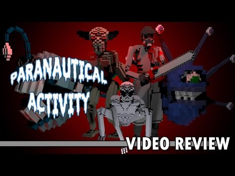 Review: Paranautical Activity (Xbox One) - Defunct Games