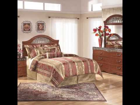 Ashley Bedroom Suites At That Furniture Outlet Edina MN