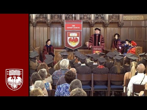 Divinity School Diploma and Hooding Ceremony, Spring 2016