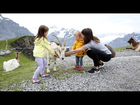 Our trip to SWITZERLAND!