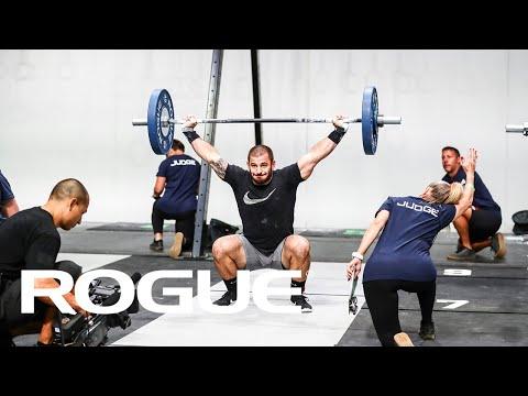 2019 Rogue Invitational - Men's Events 3, 4 & 5 | Recap