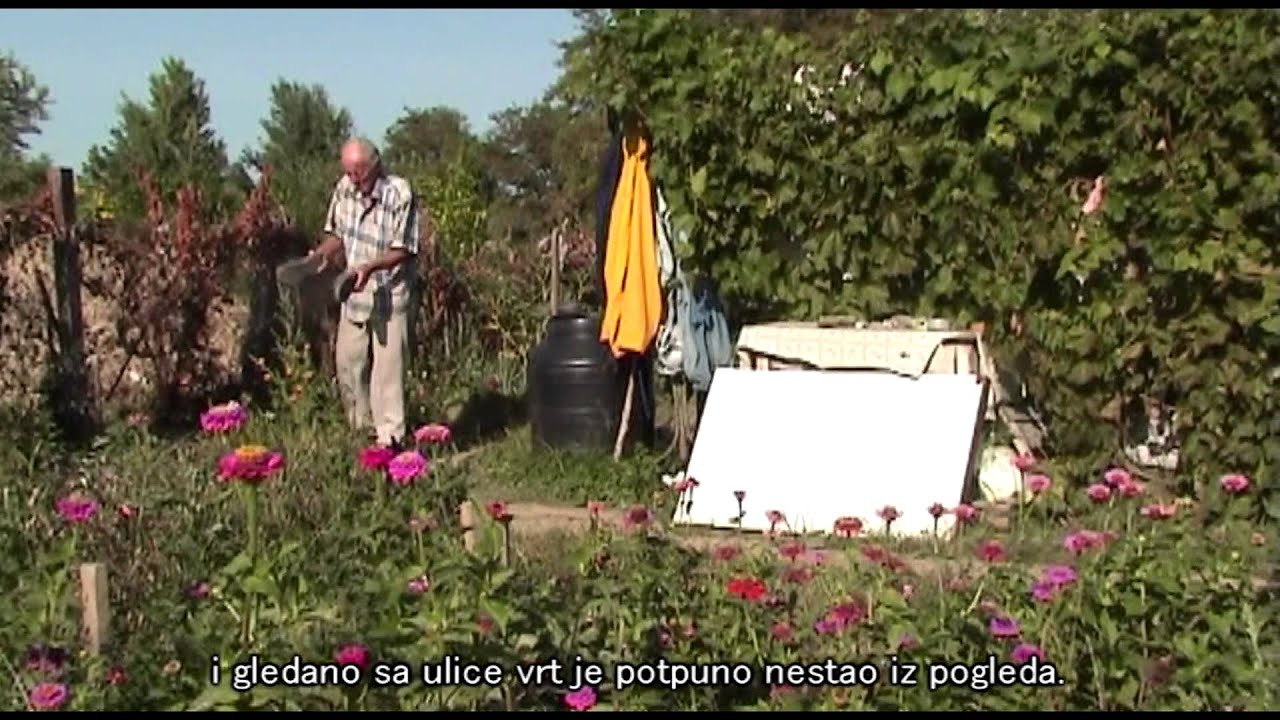 City Stories 1 - The sunken garden of Središće - YouTube