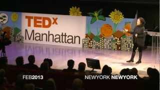 How I did less and ate better, thanks to weeds | Tama Matsuoka Wong | TEDxManhattan