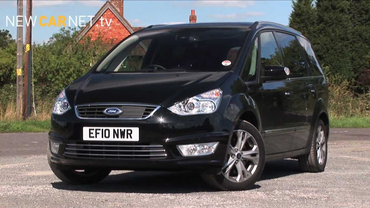 Ford Galaxy Car Review Doovi