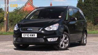 Ford Galaxy : Car Review(http://newcarnet.tv Space. The final frontier... for the motorist with a growing family. In passenger car terms, they don't come much bigger than the Galaxy., 2011-10-25T16:55:37.000Z)