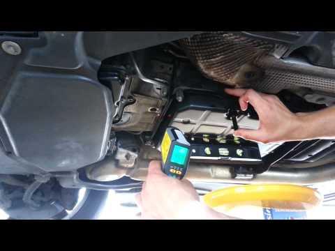 mercedes-722.9-7-g-tronic-adjust-transmission-fluid-level