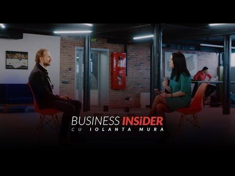 BUSINESS INSiDER cu Iolanta Mura și Ruslan Cojocaru, Fondatorul Tucano Coffee