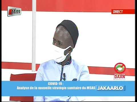 Erreurs des tests covid-19 : les explications du professeur Abdou Kane