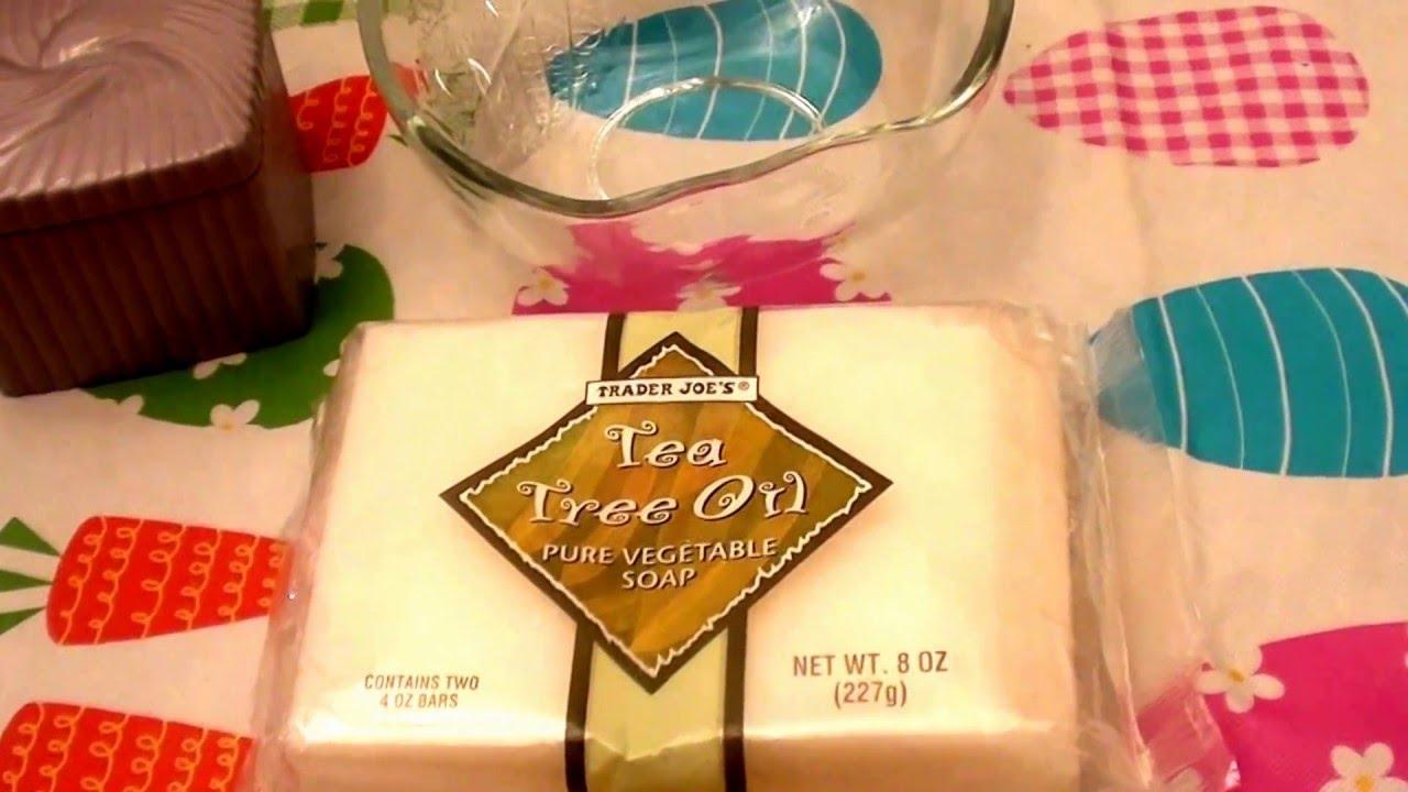 tea tree oil bar soap reviews