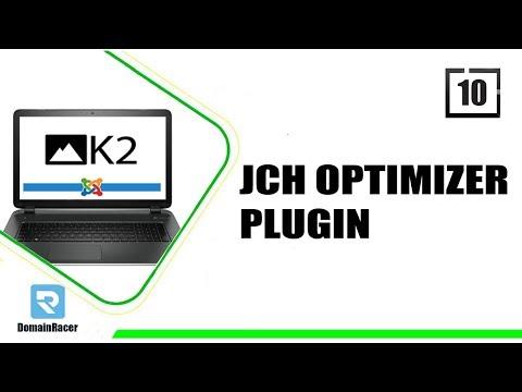 K2 For Joomla 010 : Speed Up Joomla Website JCH Optimizer Plugin
