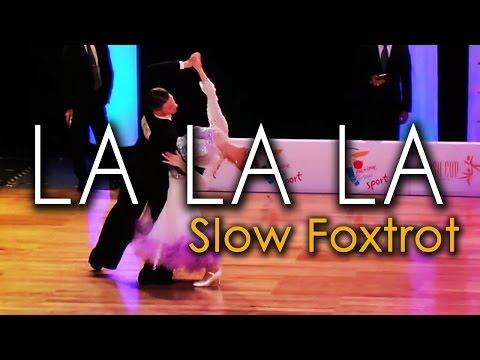 SLOW FOXTROT | Miss Sha -  La La La (Dj Ice Remix) (29 BPM)