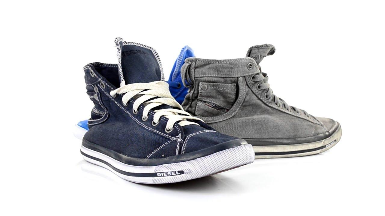 Diesel Men Footwear, Sneakers,Schuhe Magnete Exposure ...
