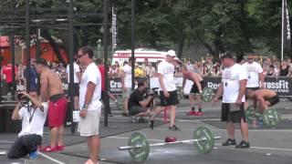 Финал Чемпионата России REEBOK CrossFit