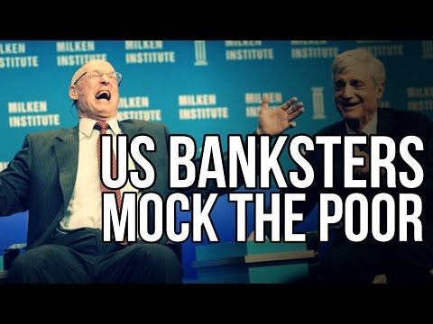 3 Former U.S. Treasury Secretaries and a Facebook Executive Laugh About Income Inequality