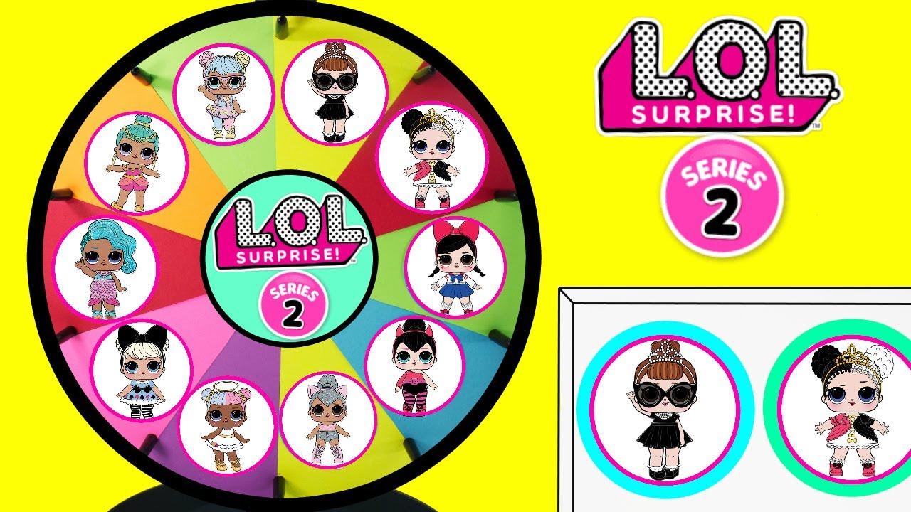 Paper Doll Lol Surprise Games