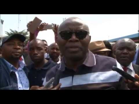 Vital Kamerhe surprend la population de Goma